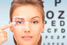 "Acuidade Visual com ""Laser"" – Pam"